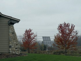 Crossroads at Big Creek Goes Solar