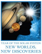 NASA Year of Solar System Logo