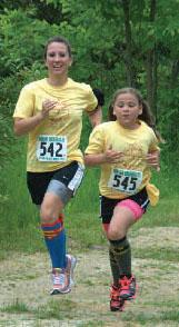 running green runners