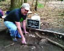 ida bay archaeology dig