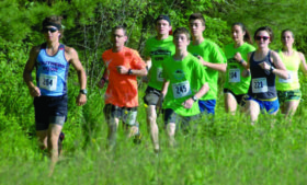 Crossroads trail run